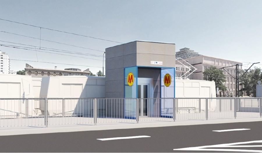 Metro: ILF zaprojektuje windy na Polu Mokotowskim