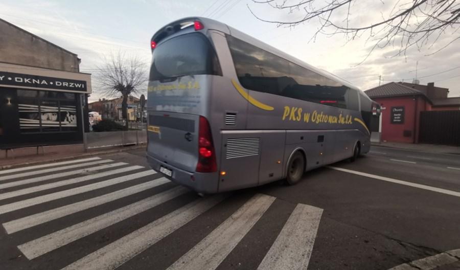 Łódzkie: Ruch autobusów regionalnych i dalekobieżnych na większości tras zamarł