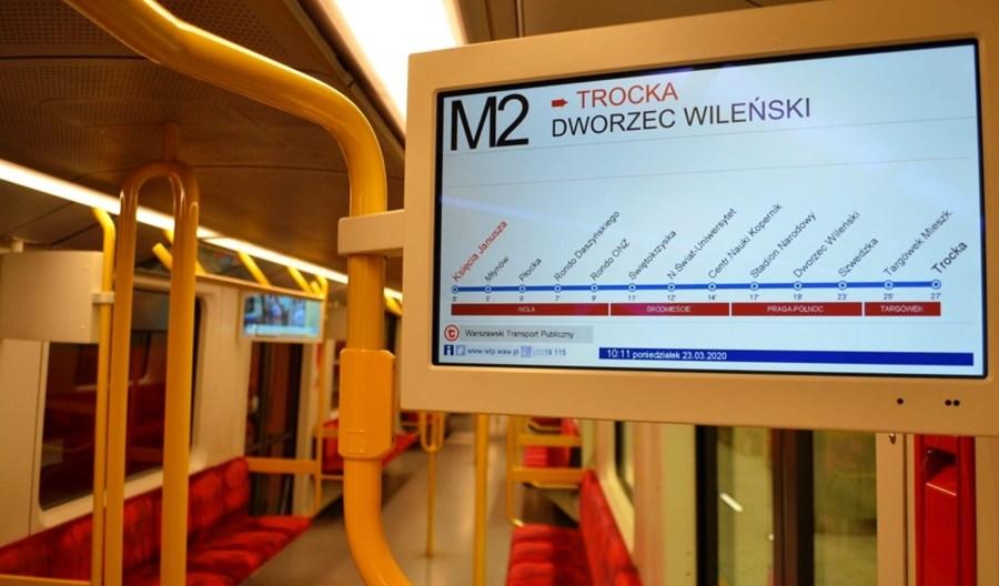 Metro rozpoczyna jazdy szkoleniowe do Księcia Janusza. Przygotowania do otwarcia