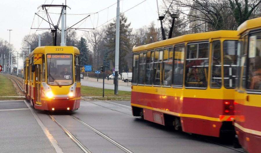 Łódź: Liczba pasażerów komunikacji miejskiej spadła o 80 proc.
