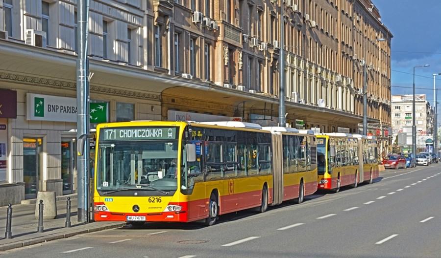 Warszawa: Kolejne zmiany w komunikacji. Szczyt będzie wcześniej