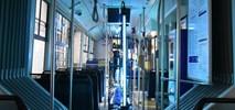 MPK Kraków rozpoczął testy dezynfekcji pojazdów z użyciem lamp UV