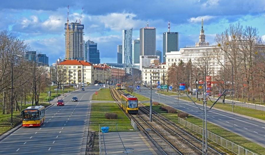 Warszawa: Ruch drogowy mniejszy, ale niewiele bezpieczniejszy