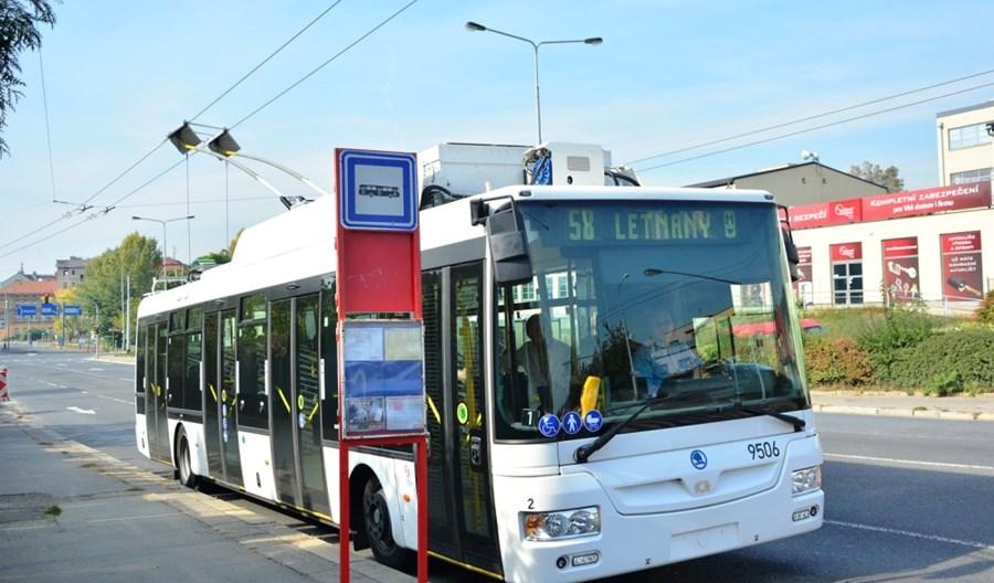 Praga zaprojektuje nowe trasy trolejbusowe. Ruszył przetarg