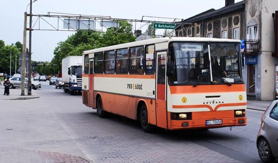 Łódzkie: Mniej autobusów ŁKA, zmartwychwstaje PKS Łódź