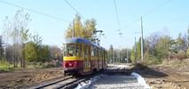 Łódź: Przygotowania do remontu kluczowego odcinka torów do zaj. Telefoniczna
