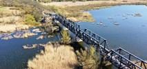 Zachodniopomorskie: Na moście w Siekierkach praca wre. Dawna kolejowa przeprawa posłuży rowerom