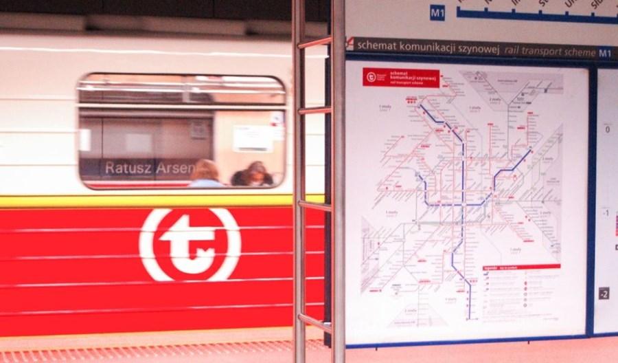 Warszawa: Wszystkie schematy zaktualizowane po przedłużeniu metra na Wolę