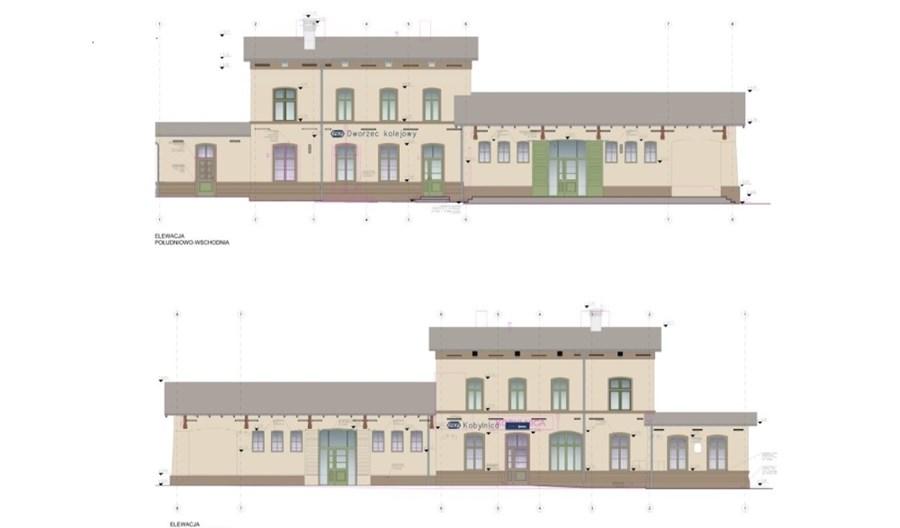 Dworzec w Kobylnicy do remontu. 11 chętnych