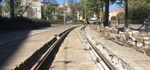 Poznań: Prace na trasie przez most św. Rocha przedłużą się
