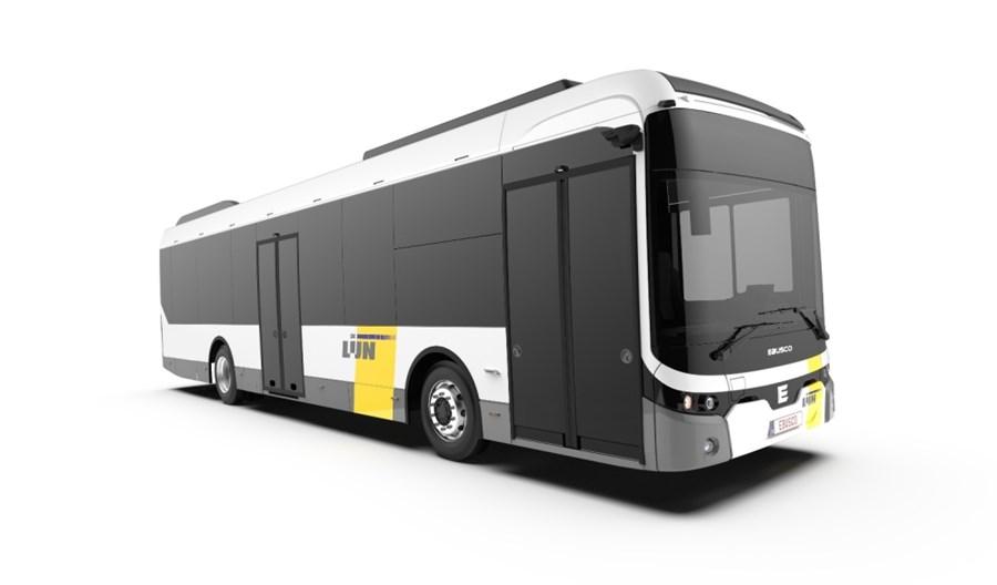 Kolejne elektrobusy Ebusco jadą do Multiobus w Belgii