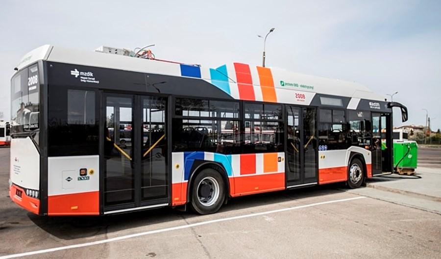 Pierwszy elektrobus już w Radomiu