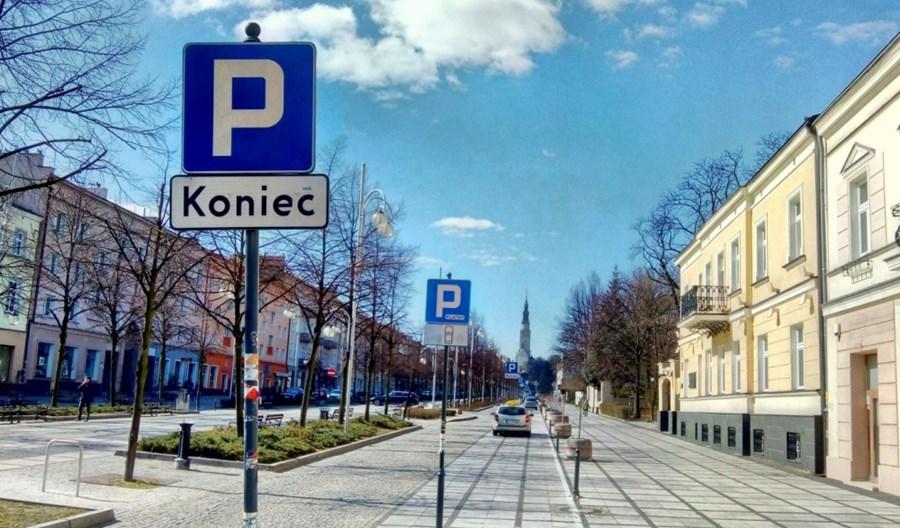Koniec parkingowego eldorado w Częstochowie. Wróciły opłaty
