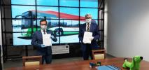 Lublin ponownie stawia na elektryczne Solarisy. Kolejna umowa [wizualizacje]