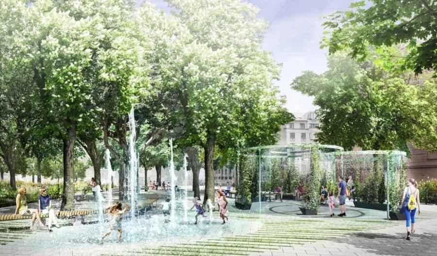 Wiedeń: Zieleń zamiast betonu. Nowe parki ochłodzą miasto