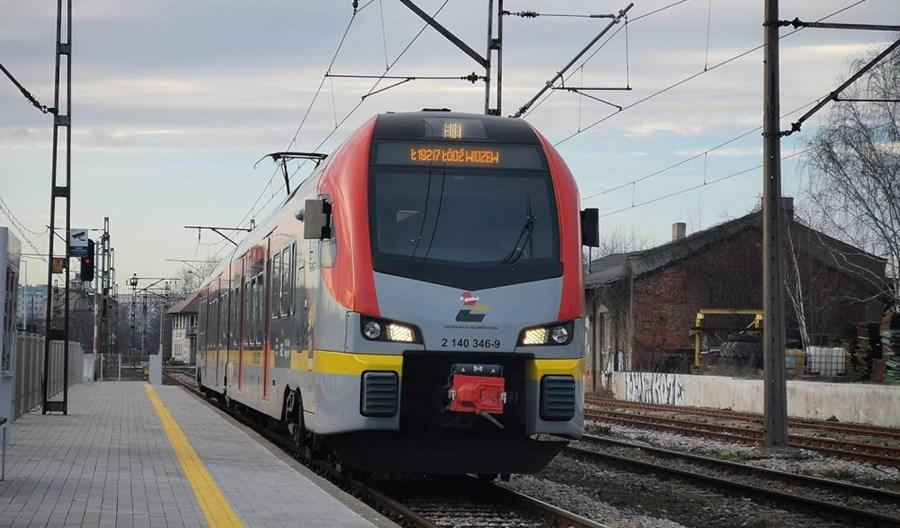 Łódź: Wciąż mniej pociągów na Olechów. Co z autobusem dowozowym?