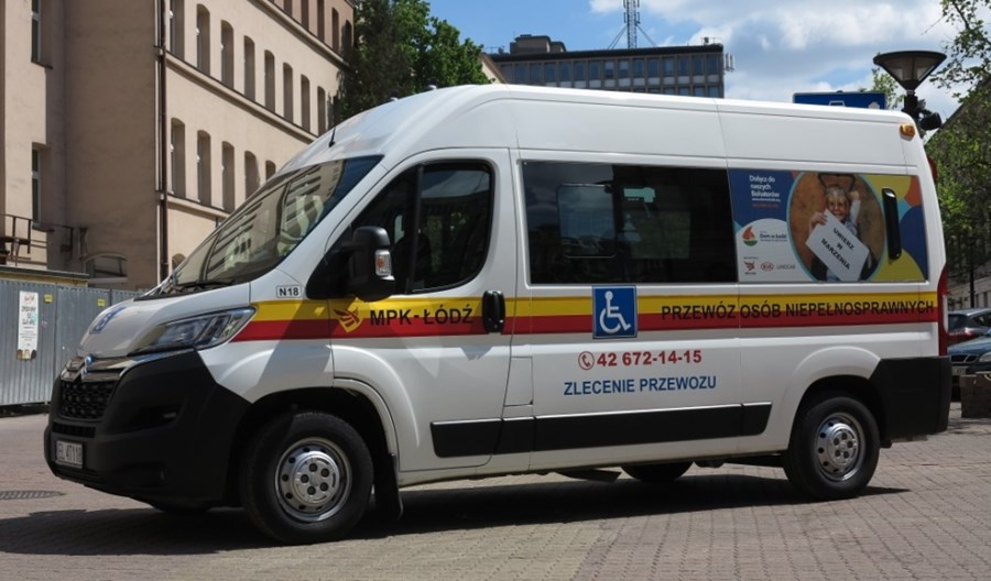 Łódź: Zakład Przewozu Osób Niepełnosprawnych MPK szuka nowych klientów