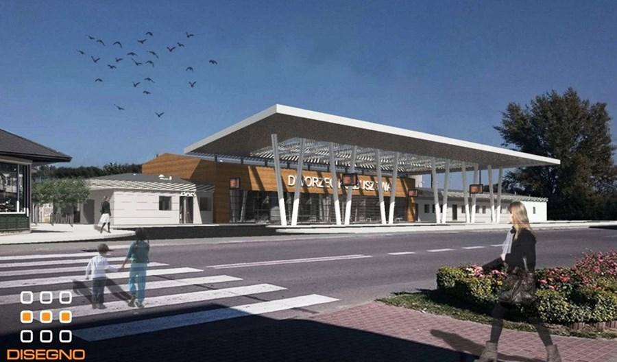 Kolbuszowa przebuduje dworzec kolejowy