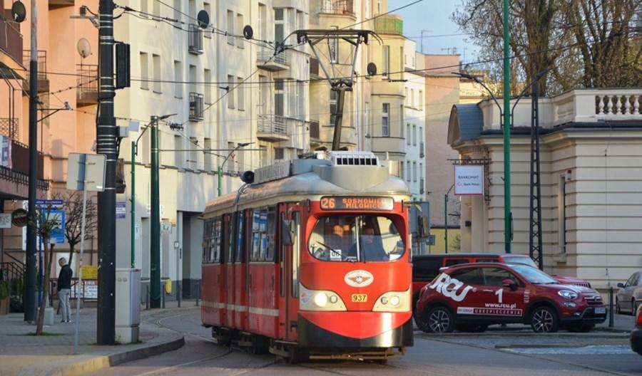 Sosnowiec: Będzie remont torowiska na Małachowskiego. Rusza przetarg