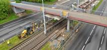 Gdańsk: Przystanki tramwaje w al. Armii Krajowej z nowymi windami. Trwają prace