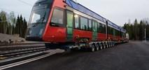 Škoda Transtech dostarczyła pierwszy tramwaj dla Tampere w Finlandii