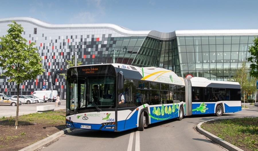 MPK Kraków zawarło umowę z Solarisem na 50 przegubowych elektrobusów