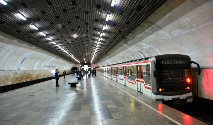 Tbilisi modernizuje metro. Będą nowe pociągi