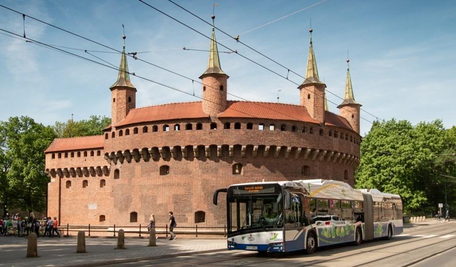 Kraków zainteresowany pojazdami na wodór