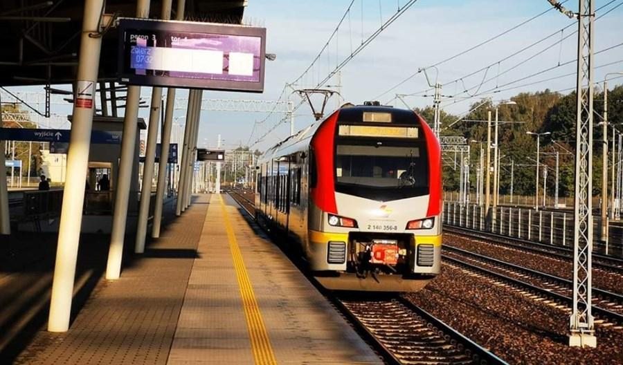 Łódź: Wciąż bez miejskich pociągów na Olechów i aglomeracyjnych do Zgierza