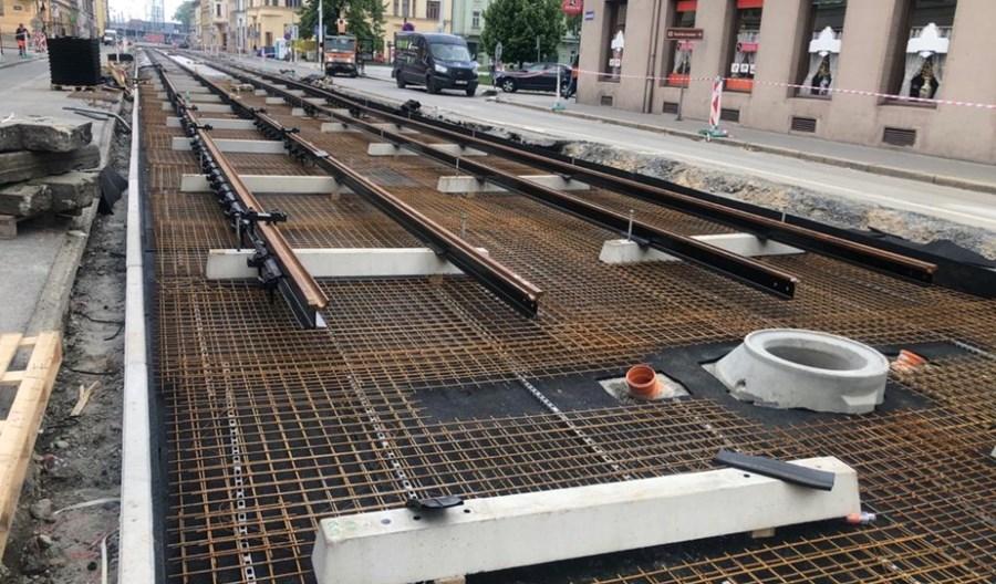 Ostrawa wyda ponad 60 mln zł na remonty infrastruktury tramwajowej