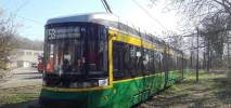 Kolejny tramwaj z Helsinek w Schöneiche pod Berlinem