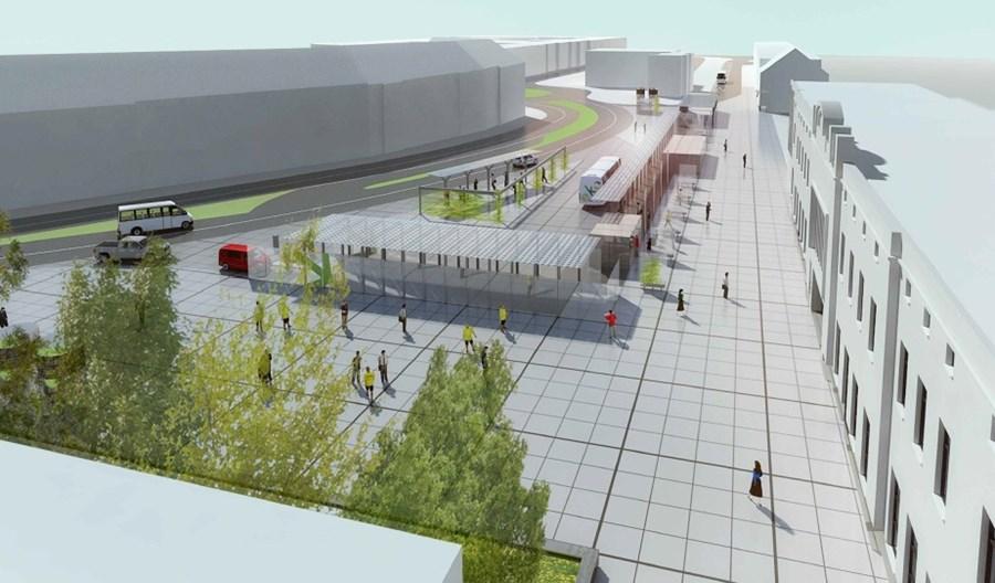 Rzeszów wybrał wykonawcę centrum komunikacyjnego i przebudowy dworca