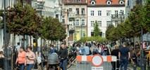 Gdańsk: Deptak na Wajdeloty. Udany pierwszy dzień
