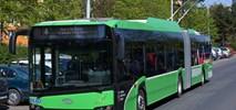 Pierwsze przegubowe trolejbusy Solaris-Škoda na ulicach Braszowa
