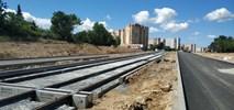 Szczecin: Szyny na Szafera, po których pojedzie tramwaj