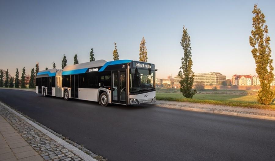Sosnowiec: Jedna firma chce dostarczyć elektrobusy dla PKM