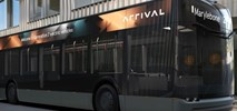 Arrival zaprezentował elektryczny autobus nowej generacji
