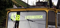 """Lutomiersk chce powrotu tramwaju. """"Koncepcja jest optymistyczna"""""""