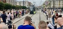 Gorzów: Ruszyły tramwaje po niemal trzech latach przerwy. Inauguracja Twistów
