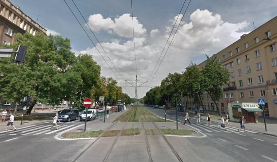 Kraków wybrał projektanta przebudowy torów w al. Solidarności