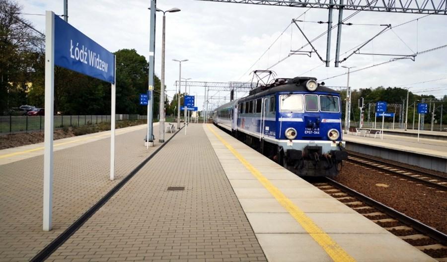 Łódź: Miejscówka w PKP IC także do biletu miejskiego