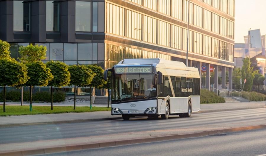 Malbork kupuje od Solarisa pierwsze autobusy elektryczne