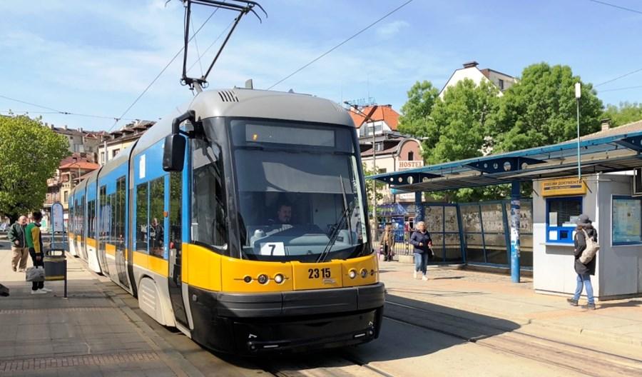 Sofia z trzema ofertami na tramwaje. Pesa z największymi szansami