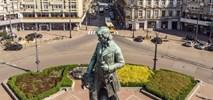 Łódź: Coraz bliżej przebudowy placu Wolności. Więcej zieleni