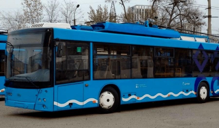 Bielce zyskają jedenaście trolejbusów z Dniepru