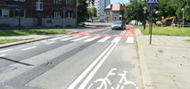 Łódź: Pasy dla rowerów wyznaczone z kilkuletnim opóźnieniem