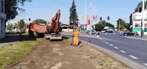 Pabianice: Rozkręcają się prace przy przebudowie torowisk tramwajowych