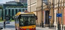 Warszawa: Coraz więcej elektrobusów na Trakcie