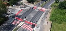 Łódź: Droga rowerowa przy Łagiewnickiej przebudowana