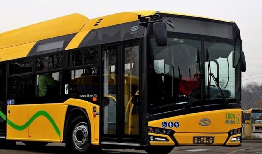 Jest umowa PKM Katowice z Solarisem na dostawę 5 elektrobusów
